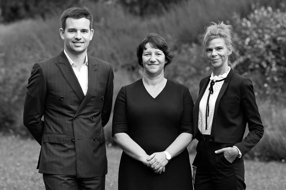 La nouvelle équipe de communication de l'ABBL. De gauche à droite: Jérôme Verony, Judith Gledhill et Jessica Thyrion. (Photo: ABBL)