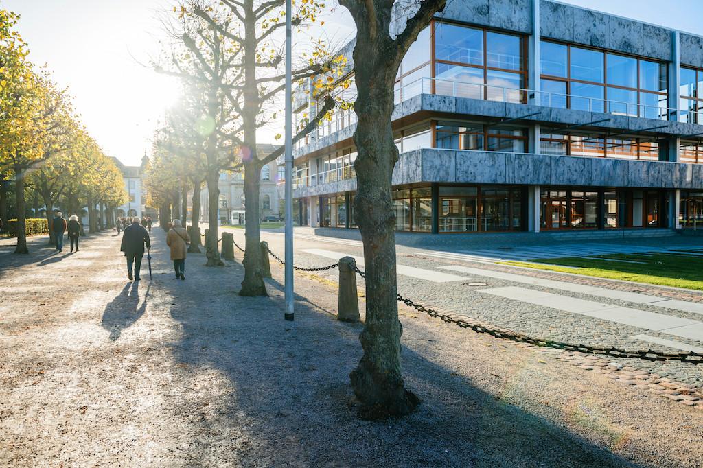 La Cour constitutionnelle fédérale a souvent donné des sueurs froides aux artisans de la construction européenne, reconnaissant précautionneusement la primauté du droit communautaire sur la Loi fondamentale allemande afin de préserver les droits fondamentaux des citoyens. (Photo : Shutterstock)