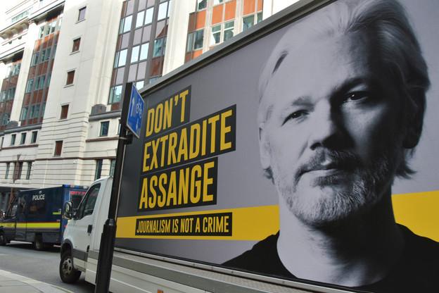 Les USA vont certainement faire appel de la décision qui s'oppose à une extradition de Julian Assange. (Photo: Shutterstock)