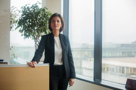 Julie Becker a été officialisée au poste de CEO de la Bourse de Luxembourg par l'assemblée générale. (Photo: Matic Zorman/archives)