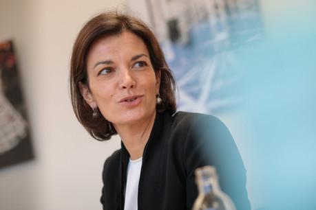 JulieBecker, un rouage important de la Bourse de Luxembourg. (Photo: Matic Zorman/Archives Paperjam)