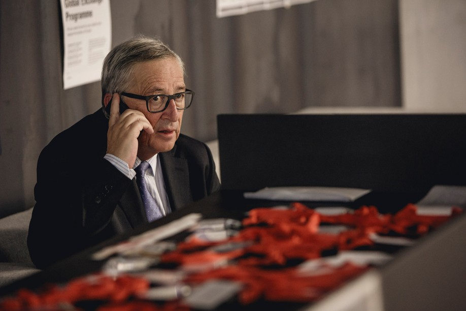 Jean-Claude Juncker kept Luxembourg's would-be national currency a secret for 27 years. (Photo: Jan Hanrion/archives Maison Moderne)