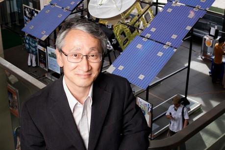 Junichiro Kawaguchi est un expert reconnu sur le plan international. (Photo: ISFA/Archives)