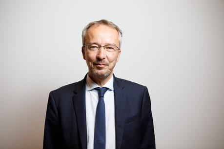 OlivierGoemans s'interroge sur l'effet possible de la hausse des prix des matières premières sur l'inflation mondiale. (Photo: Matic Zorman/Maison Moderne)