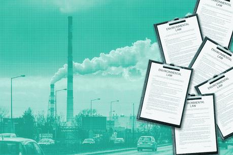 En condamnant l'État néerlandais le 20 décembre2019 dans l'affaire Urgenda, la Cour suprême néerlandaise a ouvert une brèche dans le contentieux climatique. (Illustration: Maison Moderne)