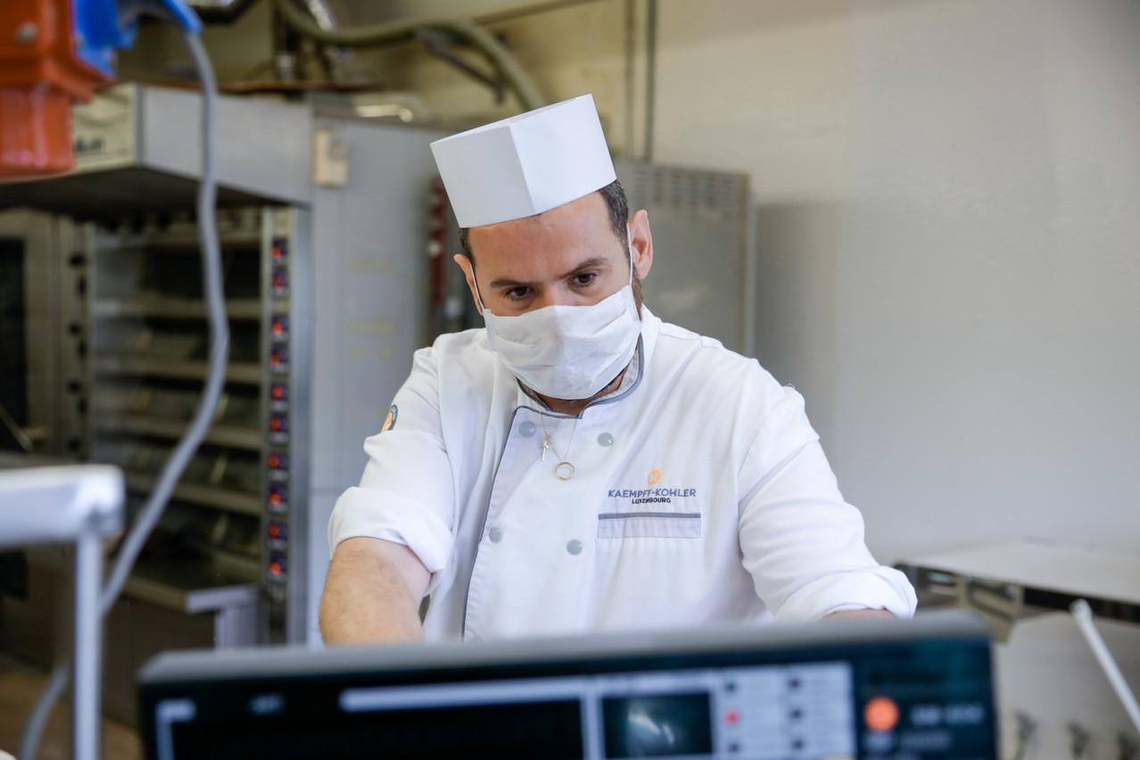 Les différents ateliers de production sont toujours à pied d'œuvre. (Photo: Romain Gamba / Maison Moderne)