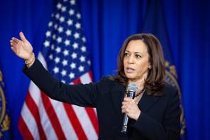 La sénatrice Kamala Harris, ancienne candidate aux primaires démocrates, a été désignée mardi colistière de Joe Biden pour les élections présidentielles américaines. (Photo: Shutterstock)