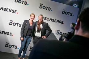 Céline Penin et Cliff Konsbruck (Post) ((Photo: Studio Photography))