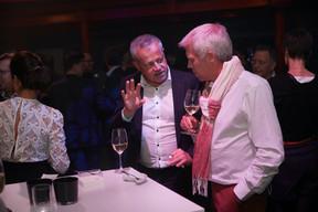 Jean-Marc Verdure (Enovos) et Filip Volders (Bâloise Assurances) ((Photo: Studion Photography))
