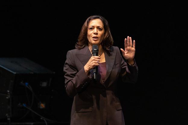 Kamala Harris s'offre un nouveau rendez-vous avec l'Histoire de son pays. (Photo: Shutterstock)