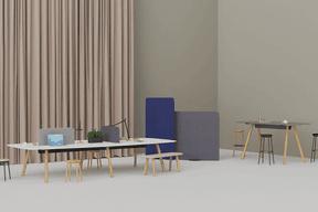 Gamme Creva Desk ((Photo: Kusch+Co))