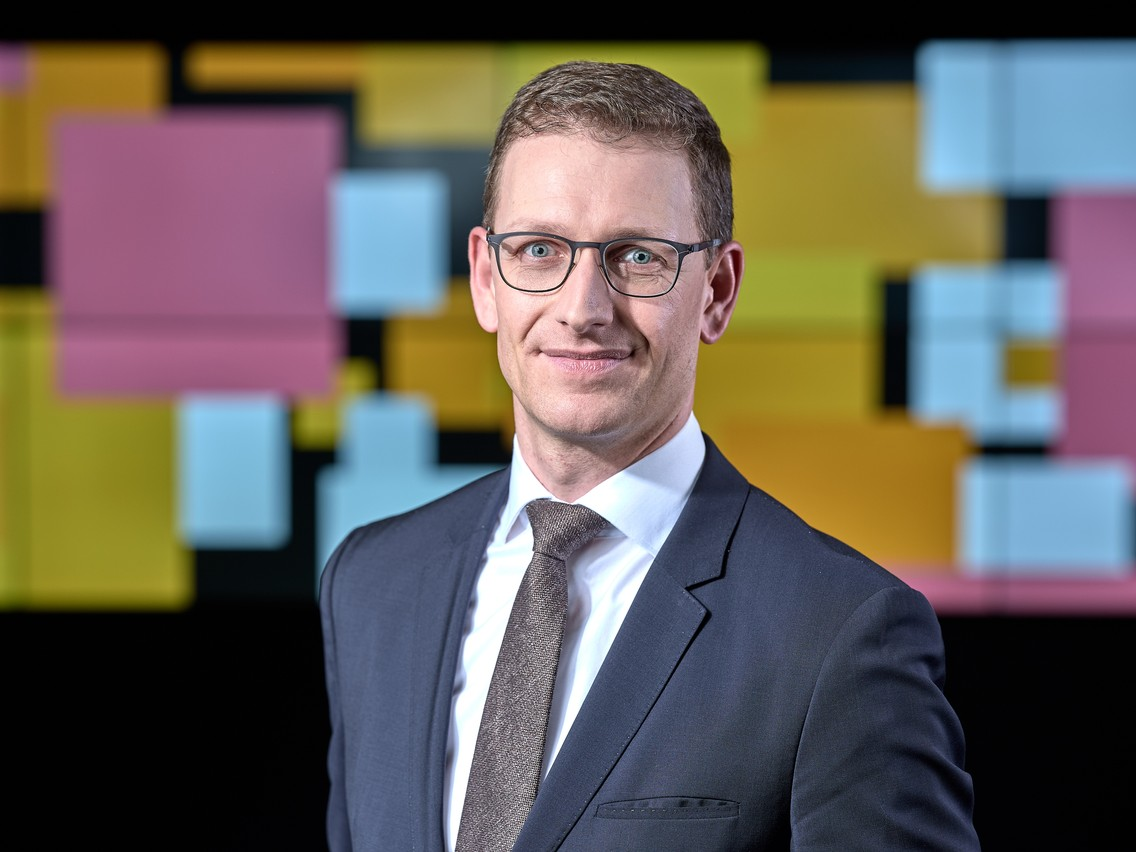 Olivier Carré, Partner, Financial Services Market Leader, PwC Luxembourg. ( Crédit Photo: PwC Luxembourg )