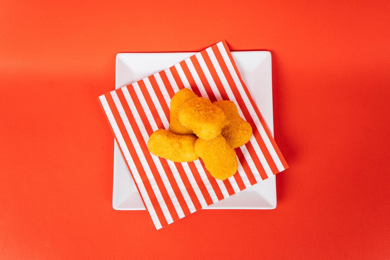 L'impression 3D permettra de réaliser des nuggets à partir de cellules de poulet et de produits végétaux. (Photo: KFC)