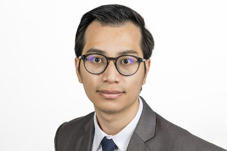 Kim-Cuong Le CMS Luxembourg