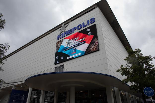 Le Luxembourg est le marché sur lequel Kinepolis Group a accusé la perte la moins élevée de sa fréquentation – de -75% – parmi les marchés où il a pu exploiter ses salles au premier trimestre2021. (Photo: Matic Zorman/Maison Moderne)