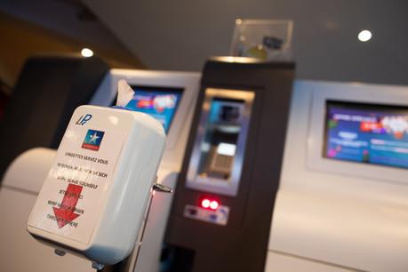 Si les visiteurs se sont montrés plus dépensiers qu'au premier semestre2020, ce n'est pas le cas au Luxembourg, où les ventes de boissons et friandises n'ont pas pu avoir lieu, restrictions sanitaires obligent. (Photo: Matic Zorman/Maison Moderne)