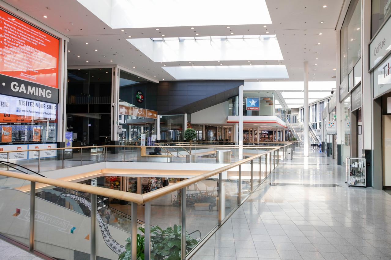 Au sein du Belval Plaza, Kinepolis compte sept salles de cinéma allant de 120 à 540 sièges. (Photo: Romain Gamba/Maison Moderne)