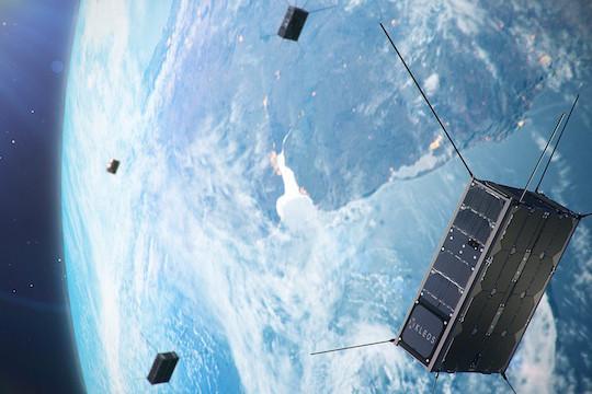 Kleos Space fait d'une pierre deux coups: non seulement elle récupère une possibilité de lancement avant la fin de l'année, mais le changement d'orbite lui permet également de récupérer plus de données, et donc plus de clients potentiels. (Photo: Kleos)