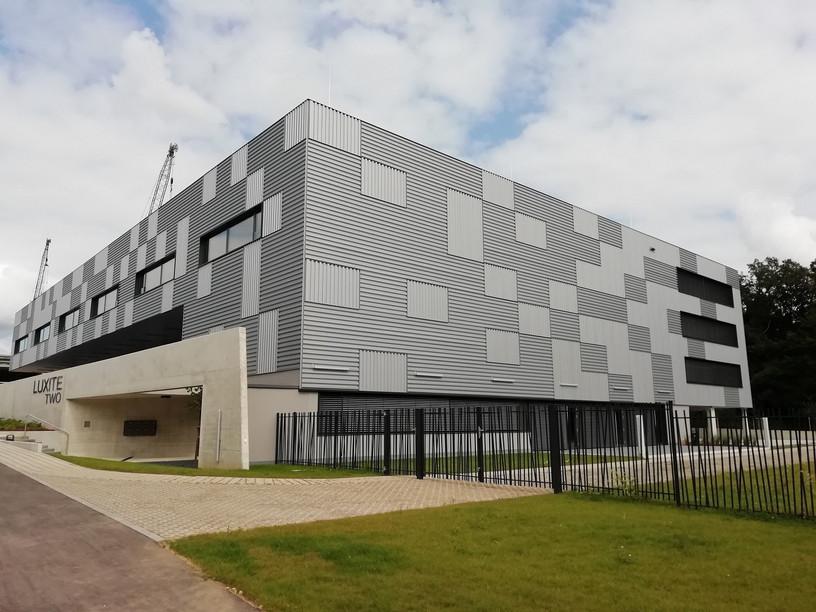 The new Kleos HQ in Kockelscheuer Photo: Kleos