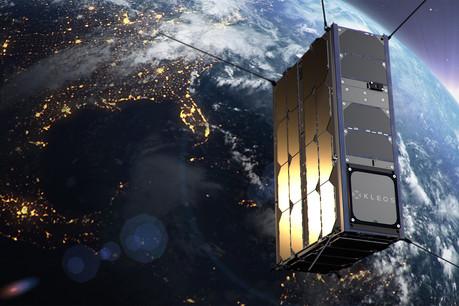 Kleos est spécialisée dans le domaine de la fourniture de données de reconnaissance de radiofréquence par satellite. (Photo: Kleos Space)