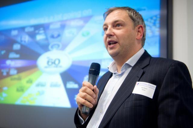 Le CEO de Kneip, NeilWard, assume une restructuration qui doit permettre de réduire les coûts fixes. (Photo: Delano)