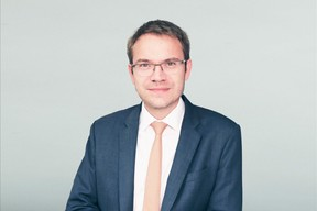 Clément Welter, advisory partner, Investment Services. (Photo: KPMG Luxembourg)
