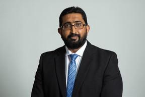 Muhammad Azeem, partner, Real Estate Audit. (Photo: KPMG Luxembourg)