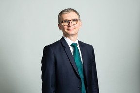 Olivier Rodick, advisory managing director, Corporate & Accounting Services. (Photo: KPMG Luxembourg)