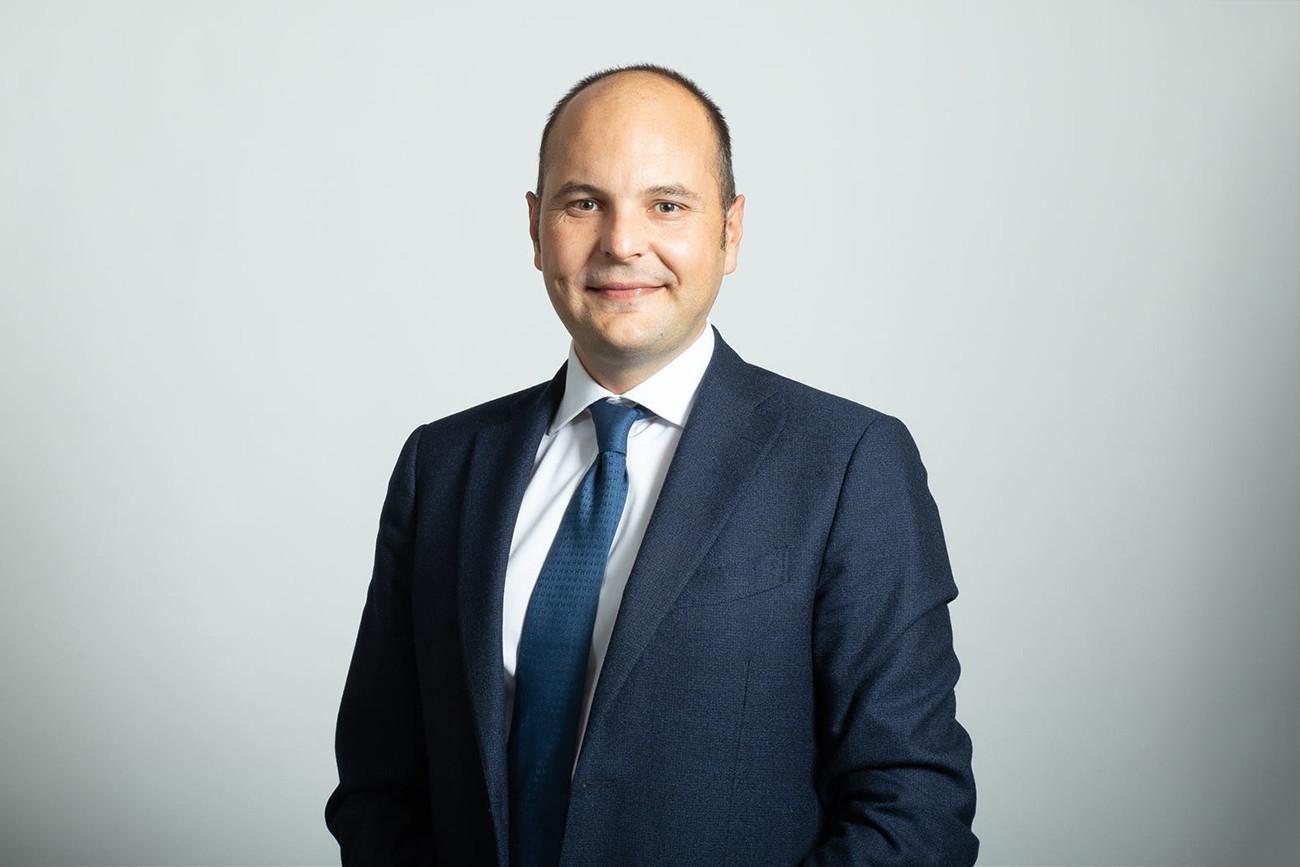 Giovanni Daniele Arcidiaco, advisory partner, Deal Advisory. (Photo: KPMG Luxembourg)