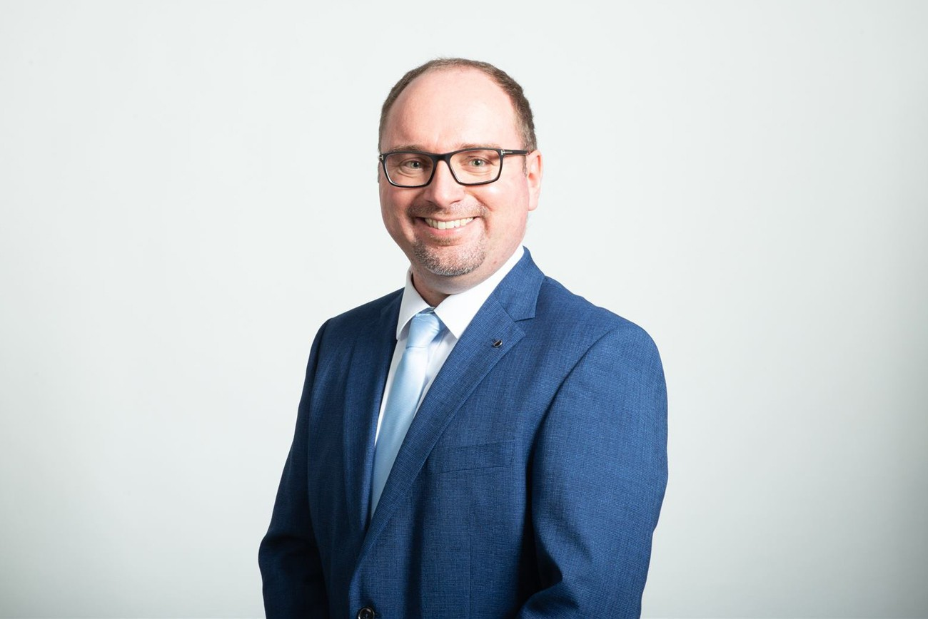 Jérôme Luxembourger, advisory partner, Corporate & Accounting Services. (Photo: KPMG Luxembourg)