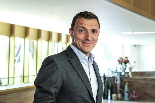 David Capocci, managing partner depuis octobre 2020, veut tirer des leçons pour l'avenir de la période liée au coronavirus. (Photo: KPMG Luxembourg)