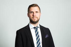 Daniel Rech, partner Tax, Financial Services. ((Photo: KPMG Luxembourg))