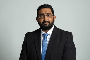 Muhammad Azeem, partner, Real Estate Audit. ((Photo: KPMG Luxembourg))