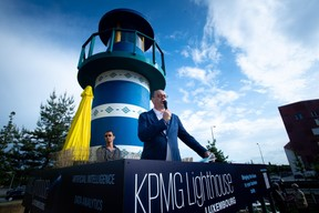 Philippe Meyer (KPMG) ((Photo: Nader Ghavami))