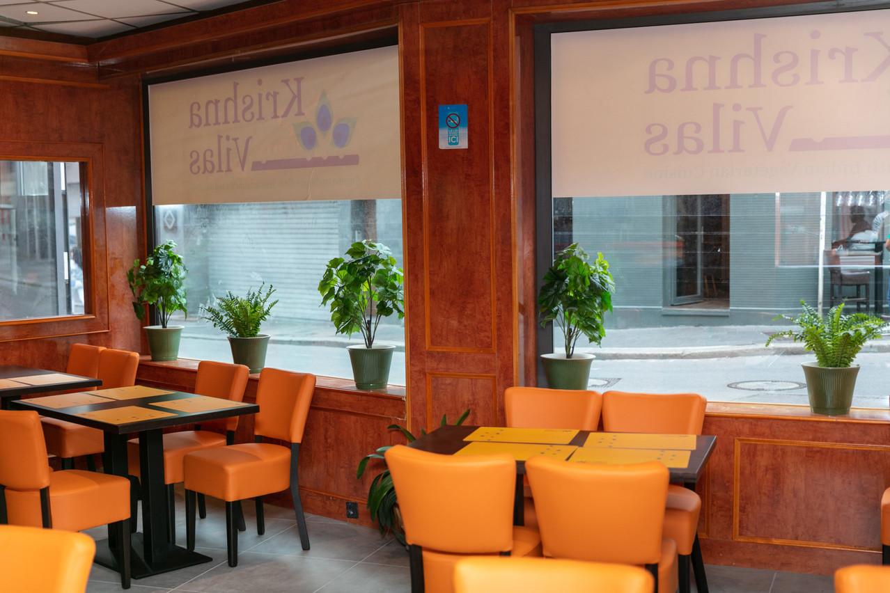 Le restaurant est situé rue du Fort Neipperg. (Photo: Romain Gamba / Maison Moderne)