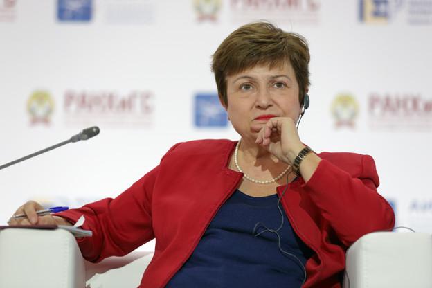Elle a effectué la plus grande partie de sa carrière à la Banque mondiale. (Photo: Shutterstock)