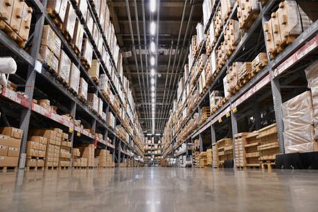 Kverneland, filiale du groupe Kubota, a ouvert son centre de distribution thionvillois en 2017. (Photo : Shutterstock)