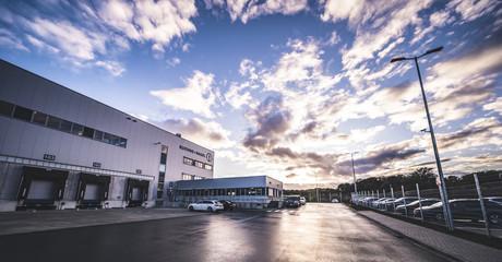 Le nouvel espace de stockage de 34.000m2 de Kuehne+Nagel permet à la société de disposer de 100.000m2 d'espace d'entreposage au Luxembourg. (Photo: Kuehne+Nagel)
