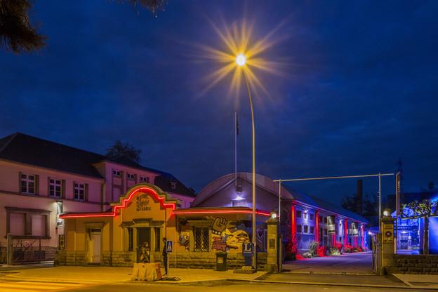 La Kulturfabrik à Esch-sur-Alzette participera toujours, mais différemment, à Esch2022. (Photo: Kulturfabrik)