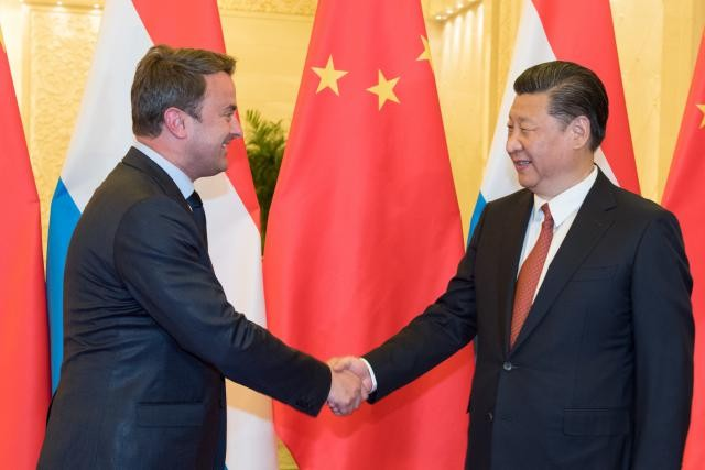 Xavier Bettel se rendra en Chine les 27 et 28 mars. (Photo: SIP/Charles Caratini)