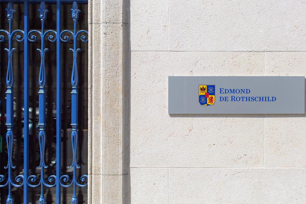 La banque suisse Edmond de Rothschild sera bientôt propriété exclusive de la famille du fondateur. (Photo: Shutterstock)
