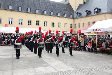 La 14e Fête du travail et des cultures qui devait avoir lieu ce mercredi 1er mai à l'abbaye de Neumünster aura finalement lieu le jeudi 9 mai, jour de la Fête de l'Europe, et nouveau jour férié depuis cette année. (Photo: Page Facebook OGBL/Archives)