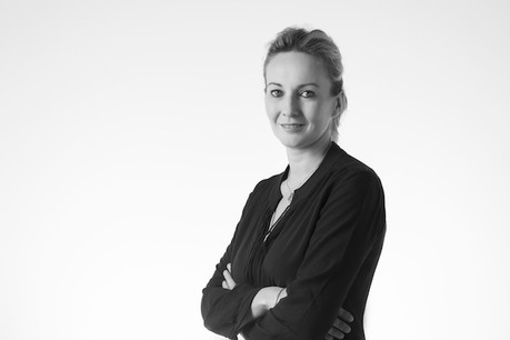Amel Hammouda, directrice de la transformation chez Air France (Photo: Air France)