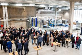 Plus de 250 invités étaient conviés lors d'une partie officielle puis festive. ((Photo: LaLa La Photo, Keven Erickson, Krystyna Dul))