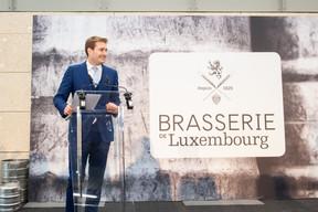 Gilles Nackaerts (Brasserie de Luxembourg) ((Photo: LaLa La Photo, Keven Erickson, Krystyna Dul))
