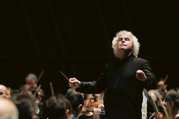Sir Simon Rattle est un chef d'orchestre britannique, né le 19 janvier 1955 à Liverpool. (Photo: DR)