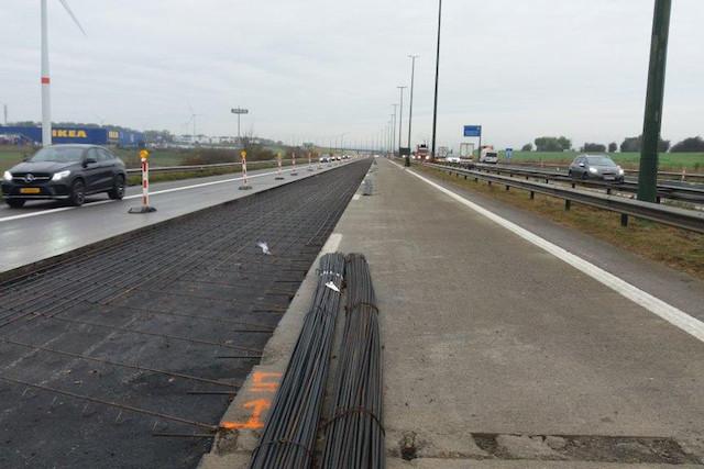 Les deux voies vers le Luxembourg seront accessibles dès demain. (Photo:Sofico)