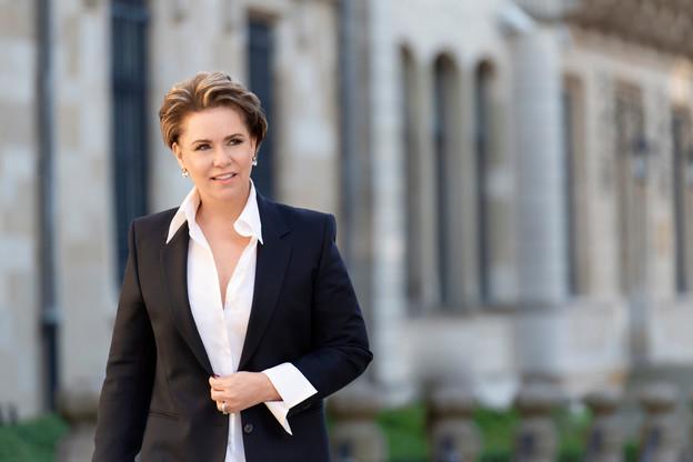 «Ce forum est un point de départ, il n'est pas une fin en soi», déclare la Grande-Duchesse. (Photo: Emanuele Scorcelletti)