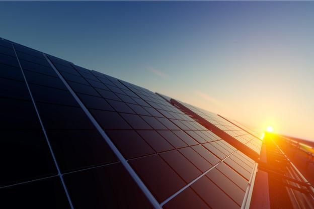 Le toit du Digital Transition Hub de Labgroup est désormais équipé de 1.392 panneaux solaires, pour une puissance de 459kW. (Photo: Shutterstock)