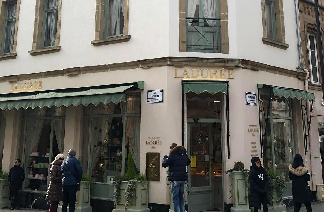 La maison de macarons Ladurée s'est déclarée en faillite après 10 ans d'activité au Grand-Duché. (Photo: DR)